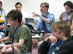 Multimedia Roundtable - Wikimania 2013 - 17.jpg