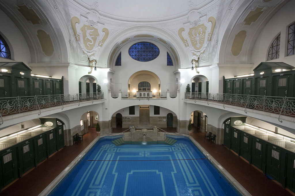 Munich - Art Nouveau Bath House - 8400