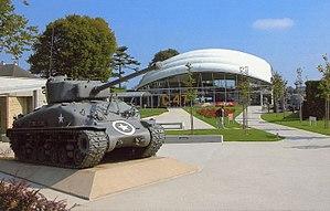 Airborne Museum (Sainte-Mère-Église) - Image: Musee airborne