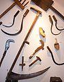 Museo Etnológico de Puerto Seguro - Instrumentos para segar (30959291205).jpg