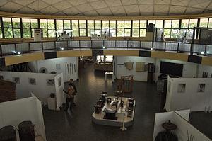 Ralph Merrifield - Interior of the National Museum of Ghana
