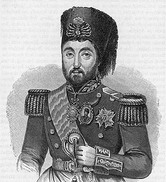 Decline and modernization of the Ottoman Empire - Mustafa Reşid Pasha, the principal architect of the Edict of Gülhane