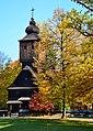 Muzeum - skanzen (Rožnov pod Radhoštěm) - Dřevěné městečko 010.JPG