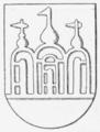 Nørlyng Herreds våben 1610.png