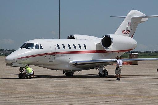 N215RX Cessna Citation X (7534618820)