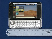 Nokia N810 Internet Tablet picture from Wikipedia