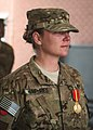 NATO Role 3 hospital team saves Romanian soldier 140509-Z-MA638-004.jpg