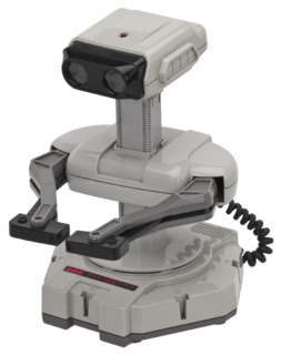 R.O.B. video game console peripheral