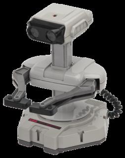R.O.B. Nintendo Entertainment System accessory