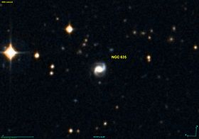 Image illustrative de l'article NGC 635