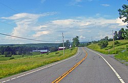State Route 32 - Westerlo, NY