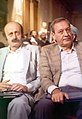 Nabih Berri and Walid Jumblatt in conferece for Afghan issues-Iran-Tehran.jpg