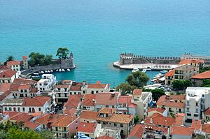 Central Greece - Nafpaktos