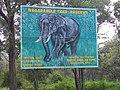 Nagarhole Sign Board.jpg