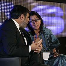 Naina Kidwai at Horasis Global India Business Meeting 2012.jpg