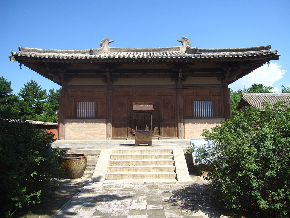 Nanchan Temple 1