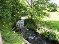 Nant Islyn below the A470 bridge - geograph.org.uk - 511290.jpg