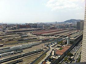 Image illustrative de l'article Gare de Naples-Centrale