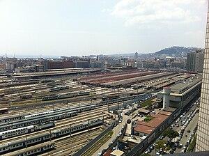Villa Literno To Rome Train