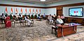 Narendra Modi - 5th COVID-19 State CM video conference.jpg