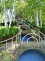 Naumkeag (Stockbridge, MA) - Blue Steps.JPG