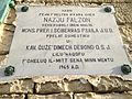 Nazju Falzon Plaque on his palace.jpeg