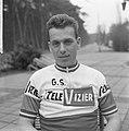 Nederlandse wielerploeg aan Tour de France 1964 gepresenteerd, (kop) Jack van de, Bestanddeelnr 916-2236.jpg