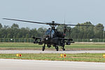 Netherlands - Air Force Boeing AH-64D Apache Longbow Q-26 (cn DN026) (21903857559).jpg