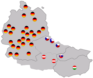 "Neustadt, Hesse - ""Neustadt in Europe"" Labour Community, 2006"