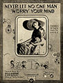 Never Let No One Man Worry Your Mind-1919.jpg