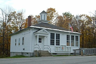 New Ashford, Massachusetts - New Ashford Town Hall