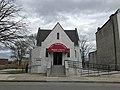 New Mount Zion Baptist Church, 817 N. Mount Street, Baltimore, MD 21217 (40658171145).jpg
