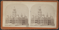 New State Capitol, Albany, N.Y. North-east view, from Robert N. Dennis collection of stereoscopic views 8.png