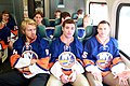 New York Islanders First Ride on LIRR (9730877291).jpg