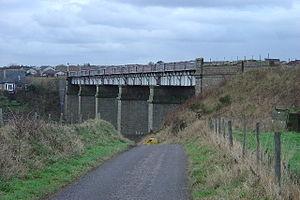 Newtonhill - Newtonhill railway viaduct