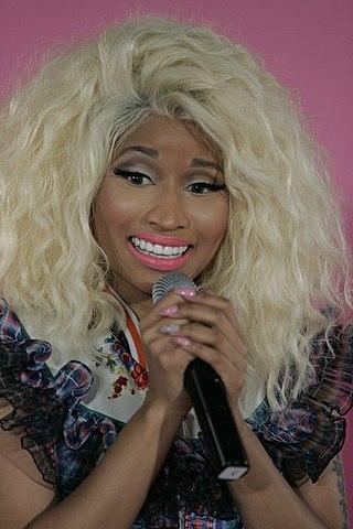 Nicki Minaj Alter Ego