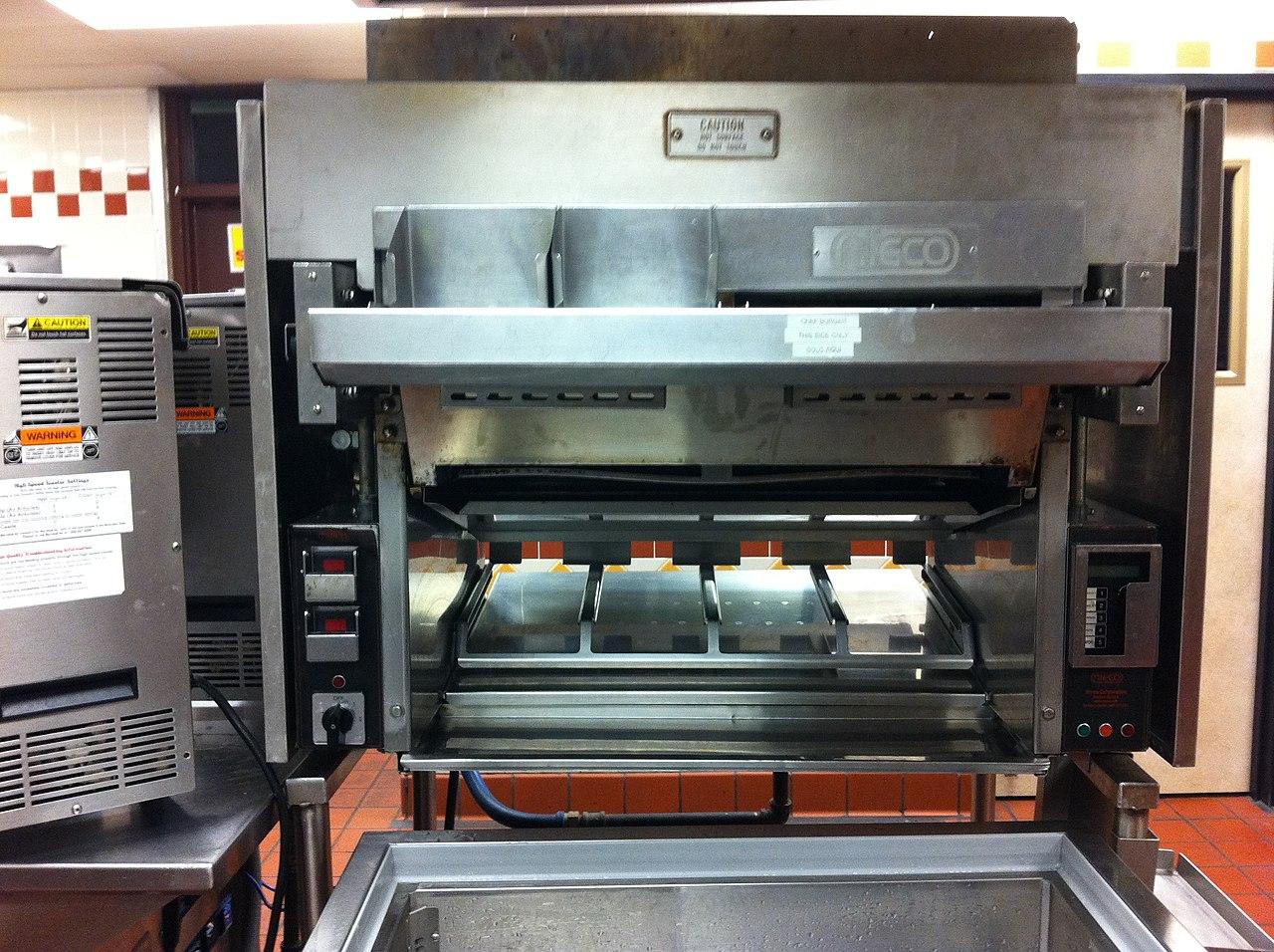 Automatic Restaurant Kitchen Doors