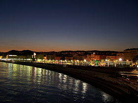 Night view on Promenade d'Anglais.JPG