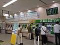 Niigata Station Bandai Zidou Kenbaiki.jpg