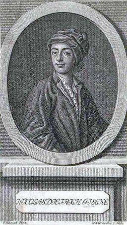 Nikolaus Dietrich Giseke