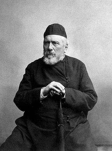 Н.С.Лесков, 1892г.