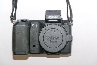 Nikon 1 V2 digital camera model