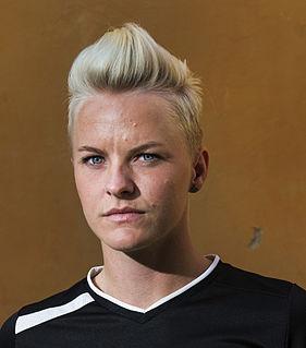 Nilla Fischer Swedish footballer