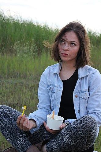 Nina Kraviz - Nina Kraviz in 2015