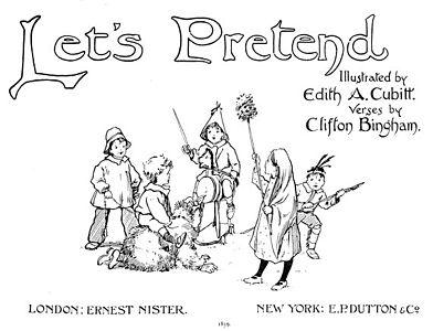 Littérature De Jeunesse En Anglais Ernest Nister Jouons à