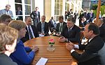 Normandy format talks in Paris (October 2015) 04.JPG