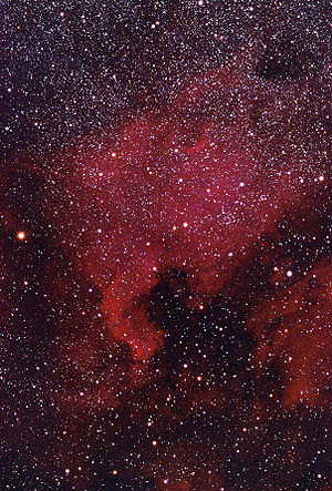North America Nebula - Image: North America nebula