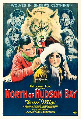 North of Hudson Bay (1923) Poster.jpg