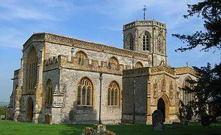 North Curry a village located in Taunton Deane, United Kingdom