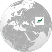 Description de l'image  Northern Cyprus (ortographic projection).png